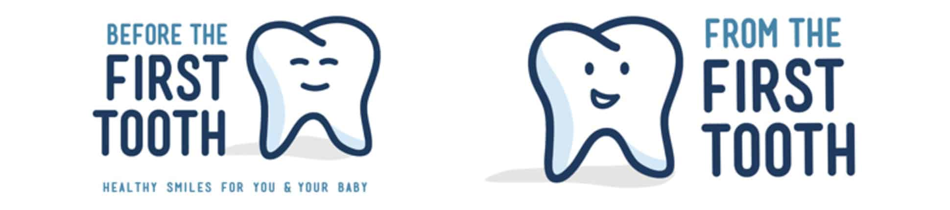 Before the First Tooth Logo