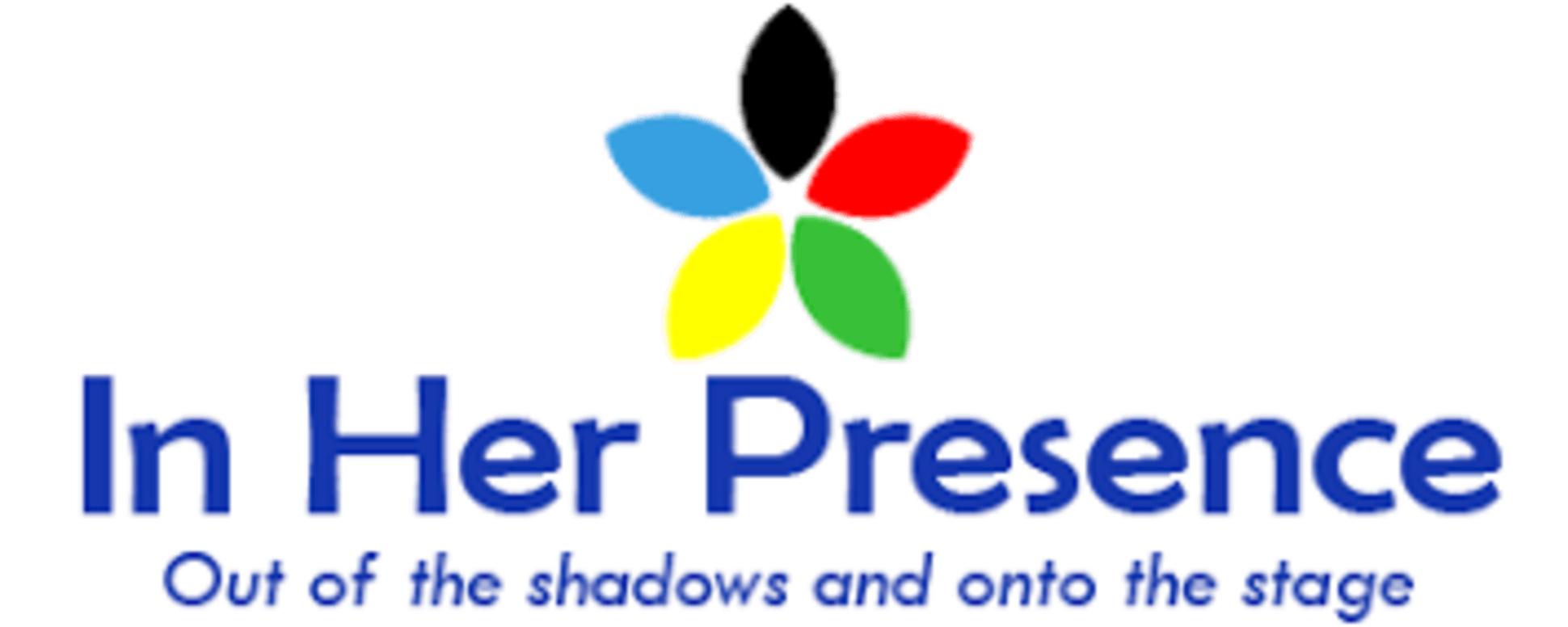 In Her Presence Logo