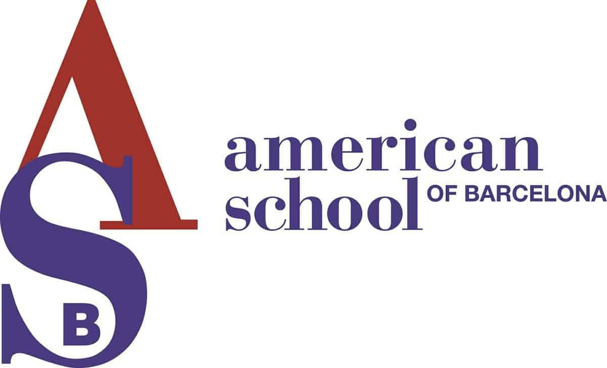 American School of Bacelona logo