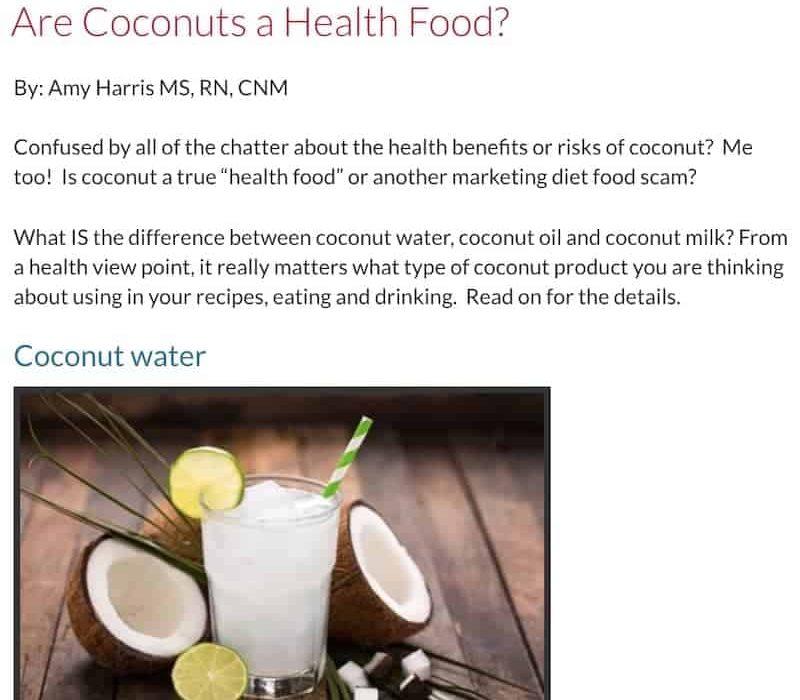 Are Coconuts Health Food_800x707C